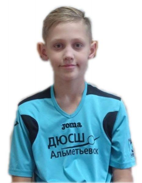Andrey shabalin