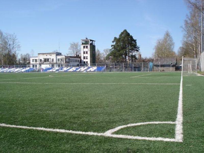 Свыше 34 млн рублей предусмотрено на модернизацию стадиона «Волна» в Дубне