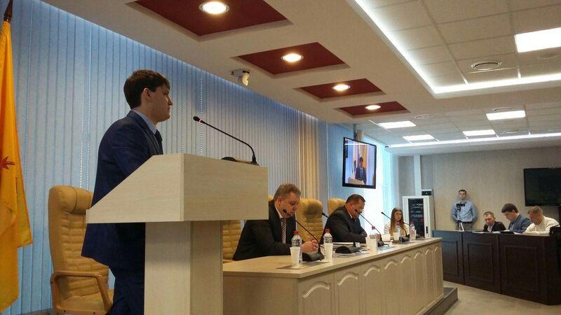 Выборы в Кировской областной федерации