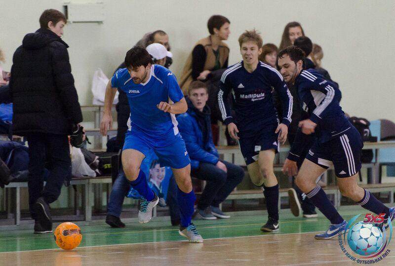 Анонс матчей 17-18 января Национальной Мини-Футбольной Лиги.