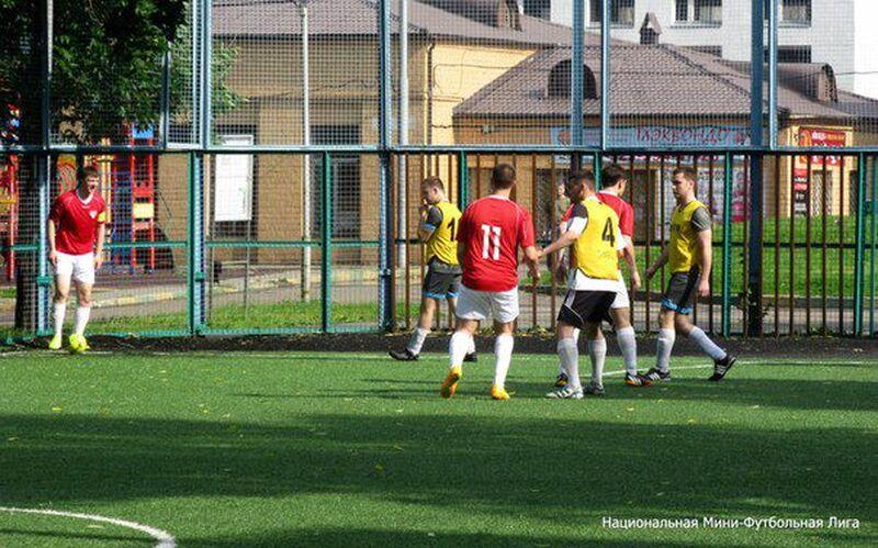 «Центр» — «СуперСпорт». 5-2 (2-0) 05.07.2015 г.