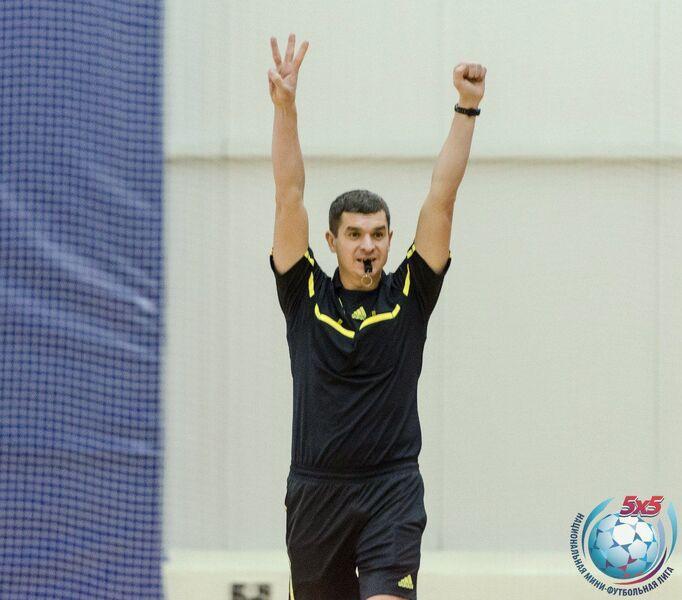 Высшая лига НМФЛ идет на второй круг