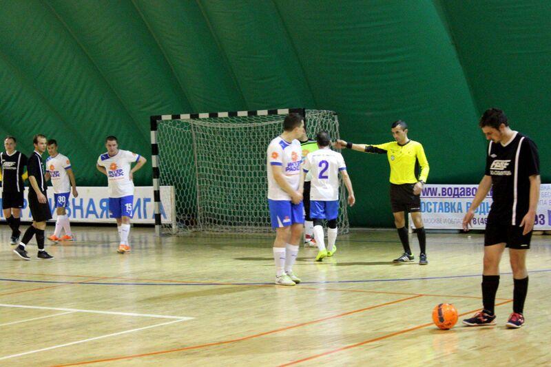 Обзор Высшая Лига МФК «Левобережный» - МСК «Мечта» 4-3 (1-1)