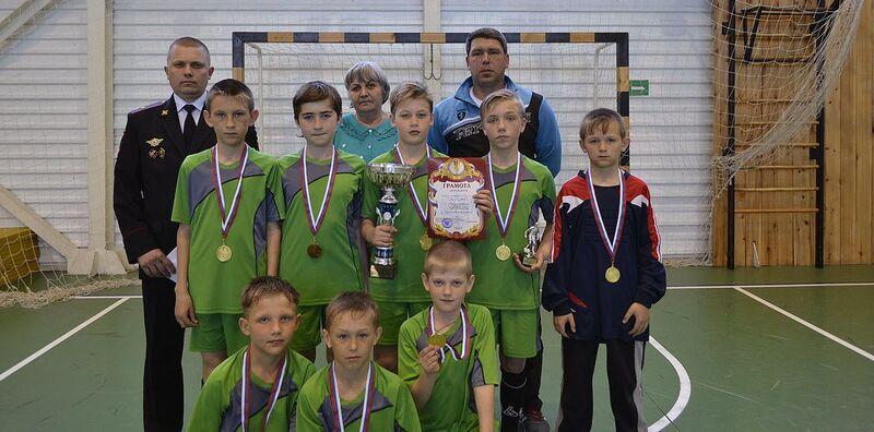 Команда Шегарского района стала победителем турнира в Мельниково