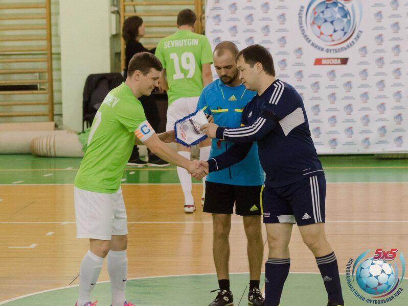 Анонс матчей 20-21 декабря Национальной Мини-Футбольной Лиги