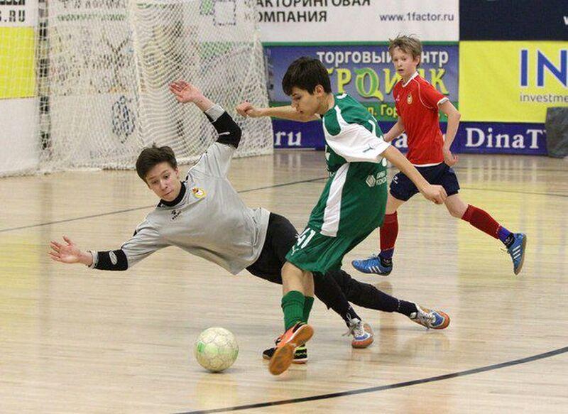 Календари Открытого Первенства Москвы по мини-футболу
