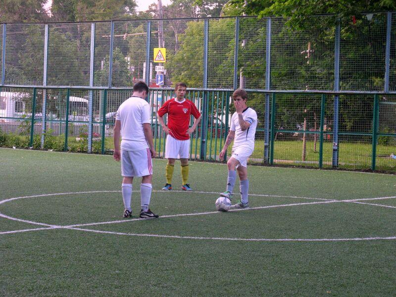 «Суперспорт»-«Лакомка» 0-2 (0-1) 14.06.2015