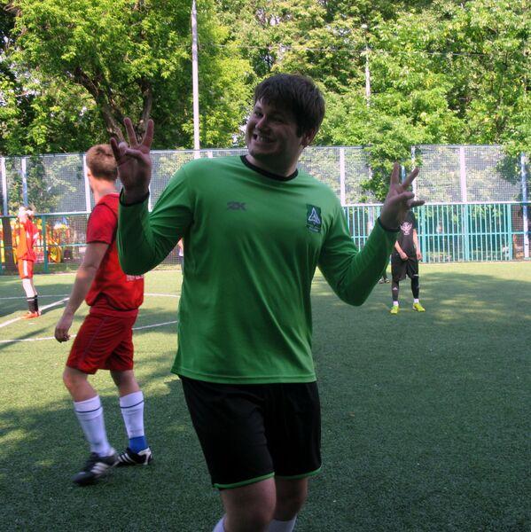 «Ибис» - ФК «Измайлово» 0-2 (0-1) 14.06.2015