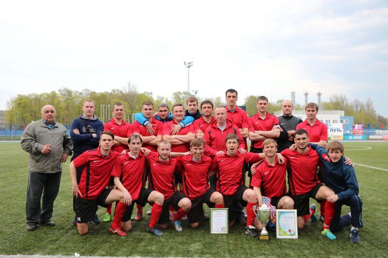 Суперкубок Смоленской области.