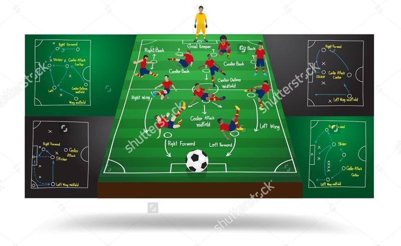 Обнародованы новые правила игры в футбол