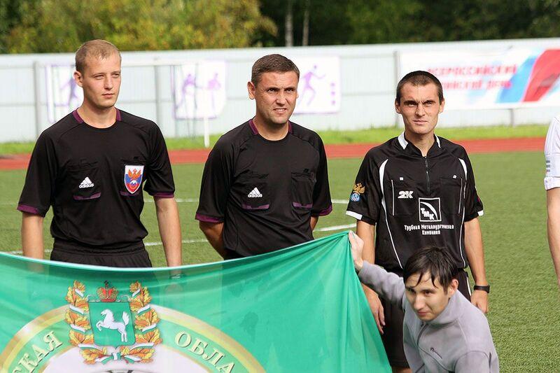 Кубок области: впереди плей-офф