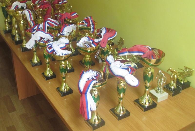 Состоялось награждение призёров мини-футбольного сезона